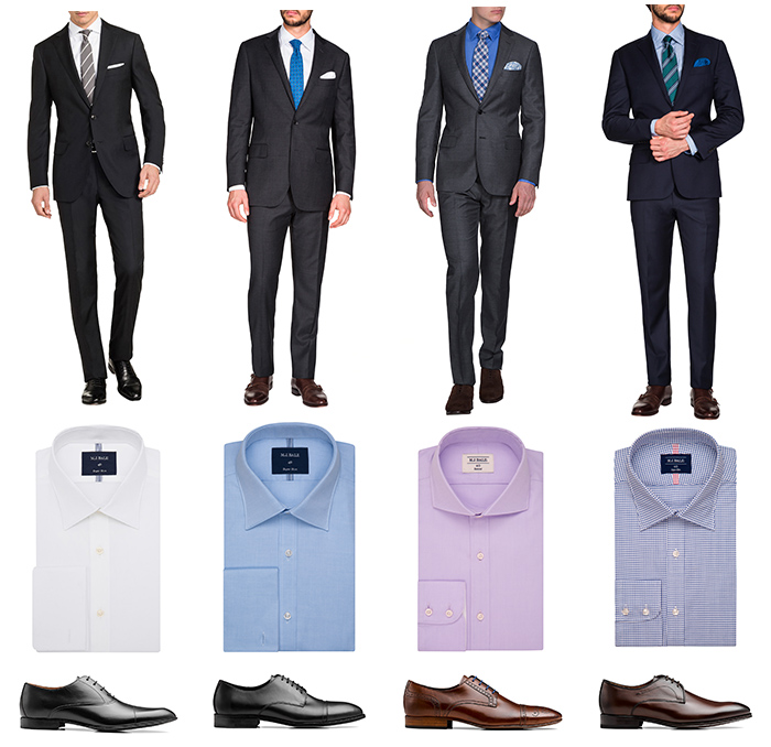 what to wear job interview ideas corporate men